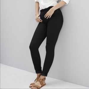 Long Tall Sally Black Supersoft Legging Jeans NWT
